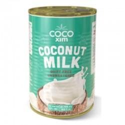 Organic canned coconut milk, 400ml Vitaest Baltic OÜ