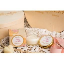 Protective lip balm Rose & Honey Signe Seebid