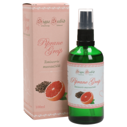 Spicy Grapefruit – Toning Massage Oil Signe Seebid