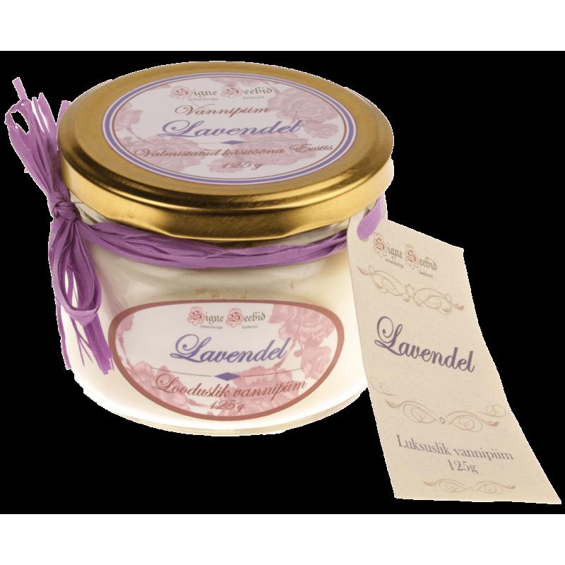 Bath Milk Lavender Signe Seebid