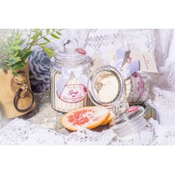 Luxurious Foamy Bath Milk Grapefruit Signe Seebid