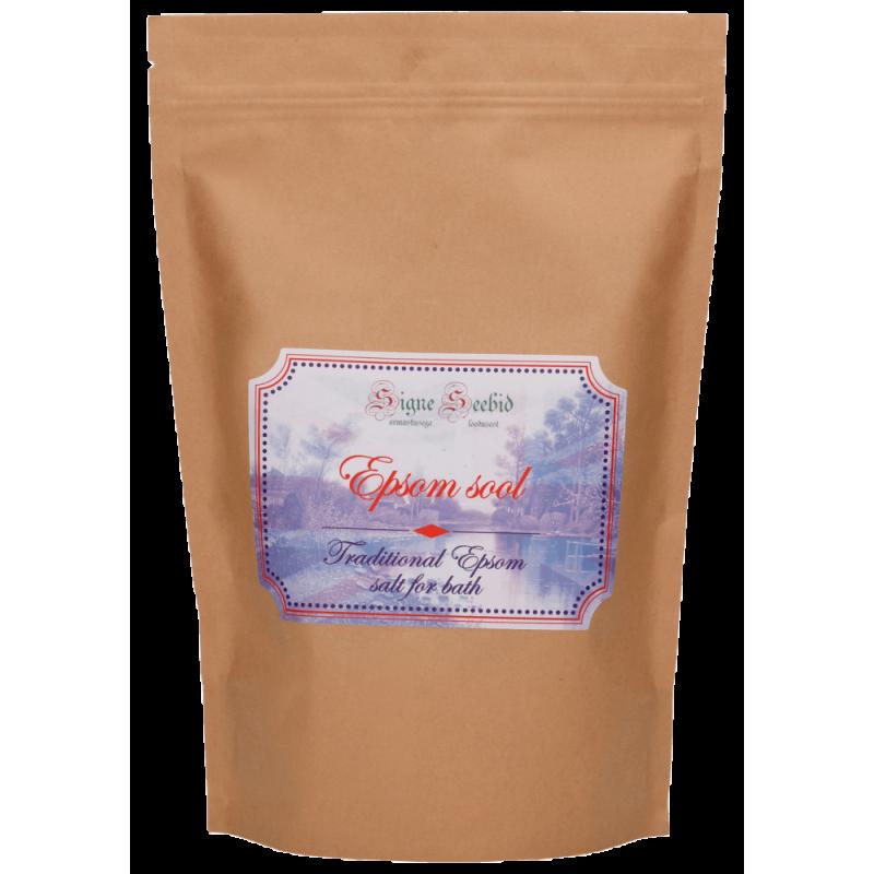 Epsom salt for bath 600g Signe Seebid
