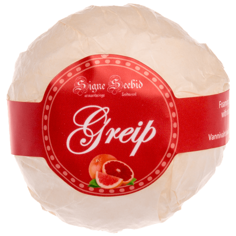 Bath Foam Grapefruit Signe Seebid