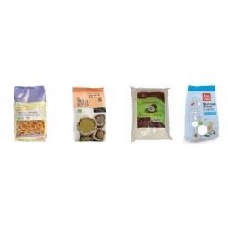 Pakume Natural Beauty poes mahedalt kasvatatud kuivaineid- jahu, riis, tatar, pasta jne. Kõik toiduained on kasvatatud kooskõlas loodusega.