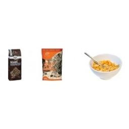 Oleme Sulle välja valinud parimad hommikusöögid Natural Beauty e-poodi. Kõik hommikusöögid. Müslid, helbed jne on pärit mahepõllumajandusest, tervislikud ja toitvad.